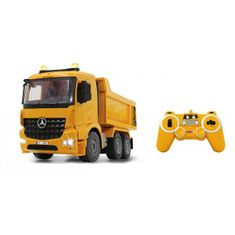 Dump Truck Mercedes-Benz Arocs tovornjak, 1:20, 2,4GHz