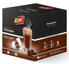 René kapsułki Chocolate do ekspresu do kawy Dolce Gusto 16 szt.