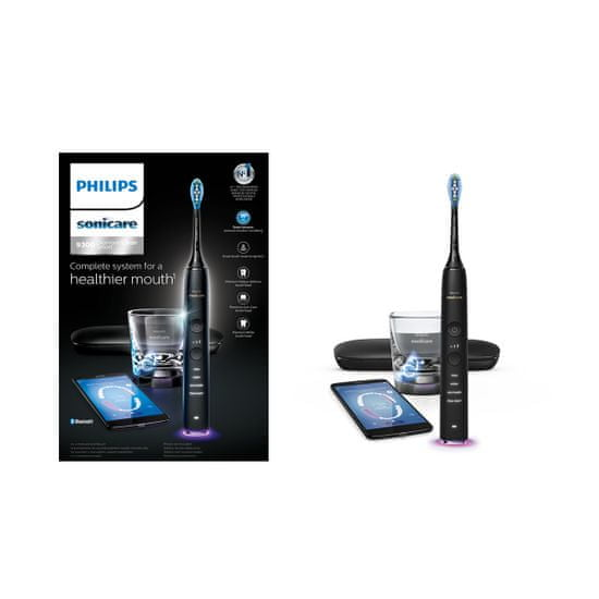 Philips Sonicare DiamondClean Smart sonična električna zobna ščetka z aplikacijo (HX9903/13)