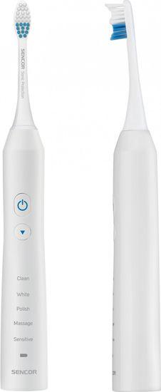SENCOR Szczoteczki do zębów SOC 3311/2