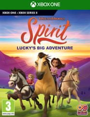 Outright Games Spirit: Lucky's Big Adventure (Xbox One & Xbox Series X)