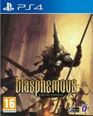 Sold Out Blasphemous - Deluxe Edition (PS4)