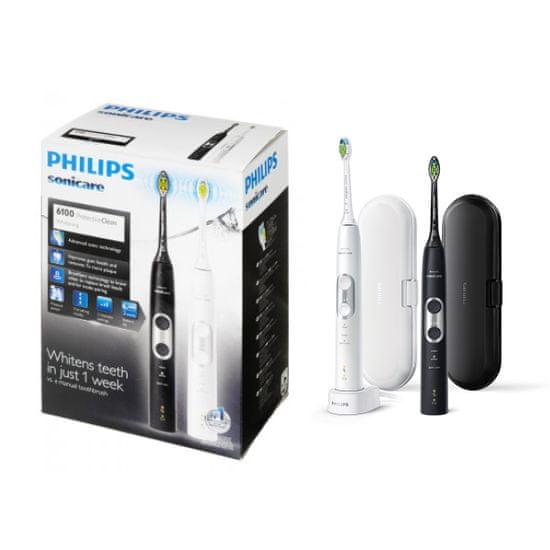 Philips Sonicare ProtectiveClean 6100 sonična električna zobna ščetka (HX6877/35)
