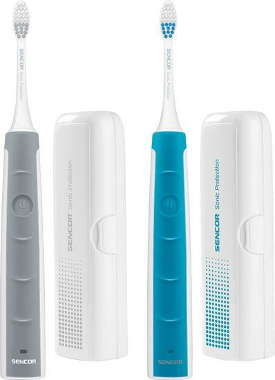 SENCOR szczoteczki do zębów SOC 1100/2