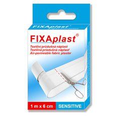 Fixaplast Náplasť FIXAPLAST SENS itive 1 mx 6 cm