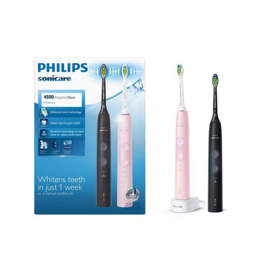 Philips Sonicare ProtectiveClean White 1+1 HX6830/35