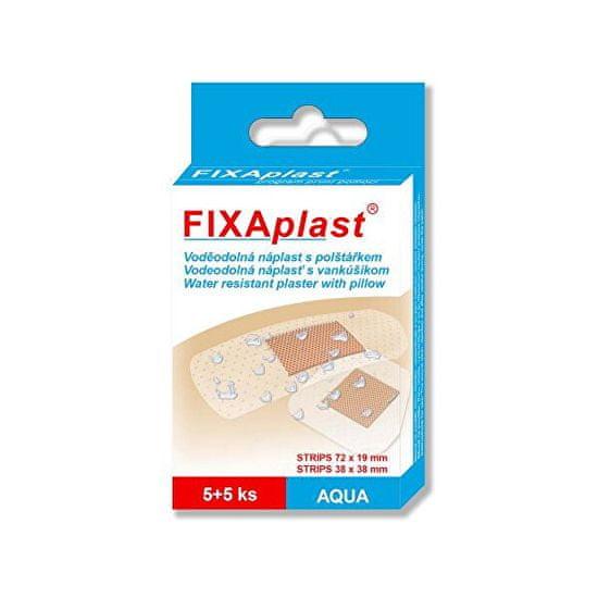 Fixaplast Náplasť FIXAPLAST AQUA - strip 10 ks vodeodolná