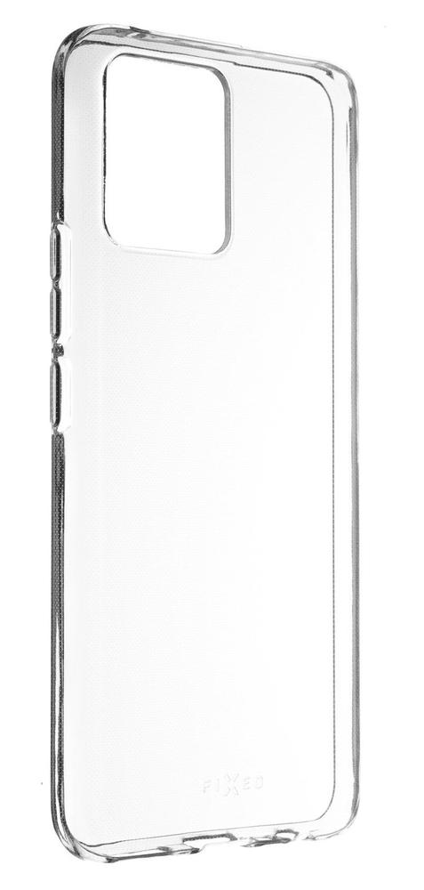 FIXED TPU gelové pouzdro pro Realme 8/Realme 8 Pro FIXTCC-608, čiré