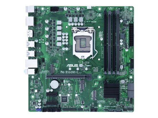 Asus Pro B560M-C/CSM glavna ploča, LGA 1200, MicroATX