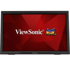 Viewsonic TD2223 monitor na dotik, 54.6 cm, TN, FHD