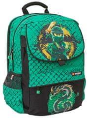 Ninjago Green Hansen - školský batoh