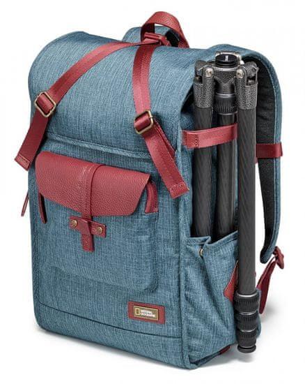 National Geographic NG Australia nahrbtnik za fotoaparat in laptop (NG AU 5350) + GRATIS - PIXI MINI namizno stojalo (MTPIXI-B)