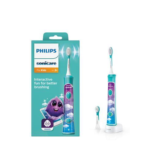 Philips Sonicare For Kids sonična električna zobna ščetka (HX6322/04)