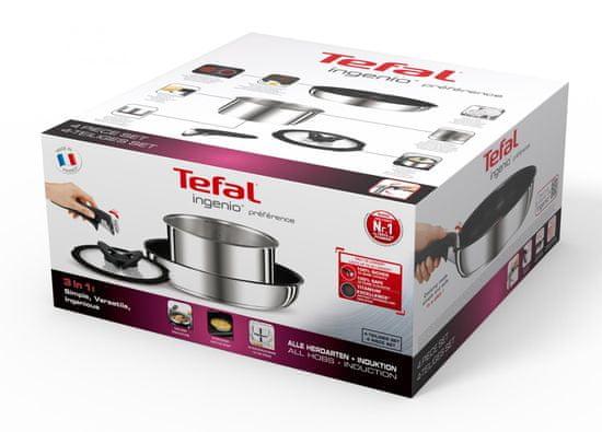 Tefal Ingenio Preference sada 4 ks L9409032