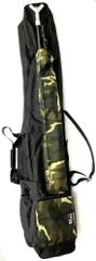 Kinetic Limitovaná edice Kamufláž - Obal na pruty (3 komory) Délka obalu: 130 cm