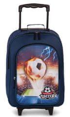 FABRIZIO Dětský kufřík Soccer