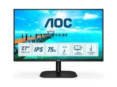 AOC 27B2DA Basic-line LED monitor, 68,6 cm (27), FHD, IPS