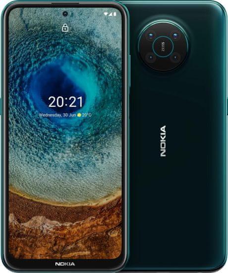 Nokia X10, 4GB/128GB, Forest
