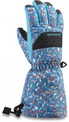 Dakine otroške rokavice Yukon Glove Ai Mikes, XL, modre