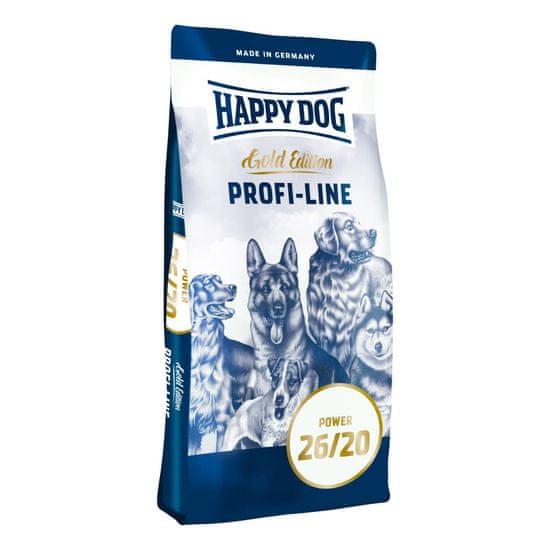 Happy Dog PROFI-LINE Profi Gold 26/20 Power 20 kg