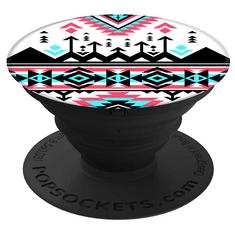 PopSockets Original PopGrip 1. generace, Sky Cake, indiánsky vzor