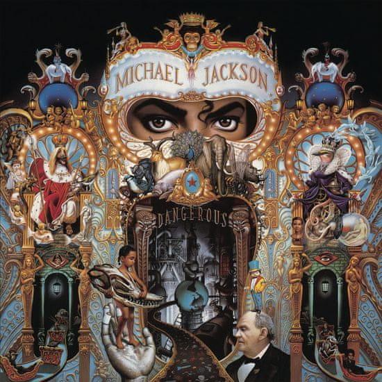 Jackson Michael: Dangerous (2x LP) - LP