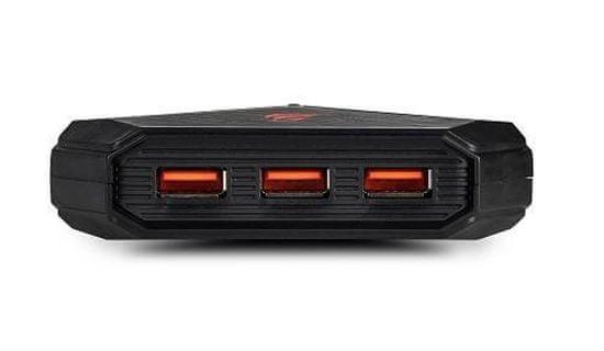 Havit Gamenote HV-H95 vozlišče, USB 3.0