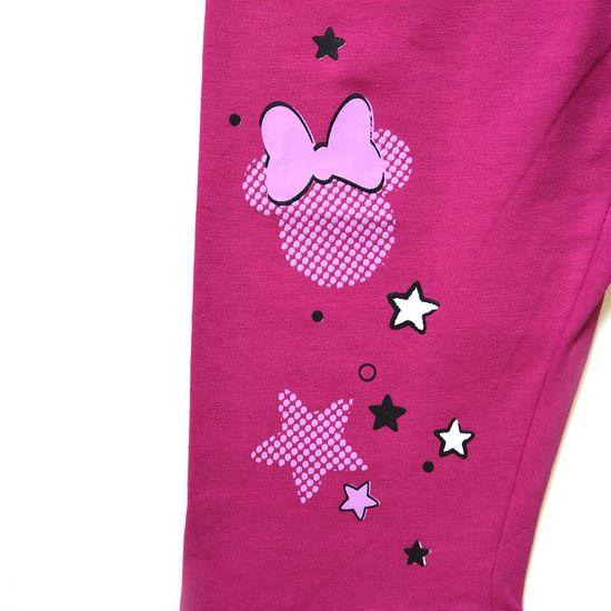 """SETINO Dekliške kratke pajkice """"Minnie Mouse"""" - temno roza"""