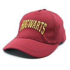 """Eplusm Dziewczęca czapka z daszkiem """"Harry Potter"""" - brązowy - 54 cm"""