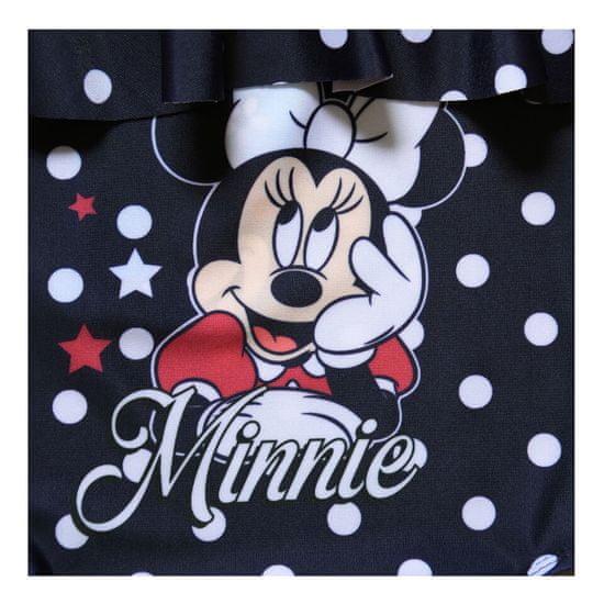 "Eplusm Dekliške enodelne kopalke ""Minnie Mouse"" - modra"