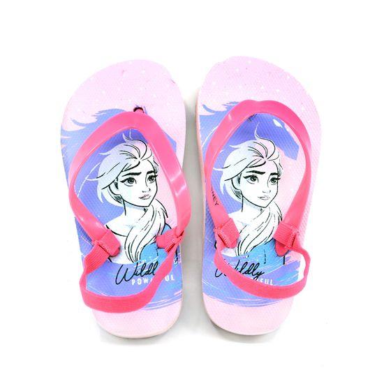 """Eplusm Dekliške japonke """"Frozen"""" - roza"""
