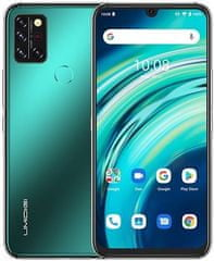 Umidigi A9 Pro, Green