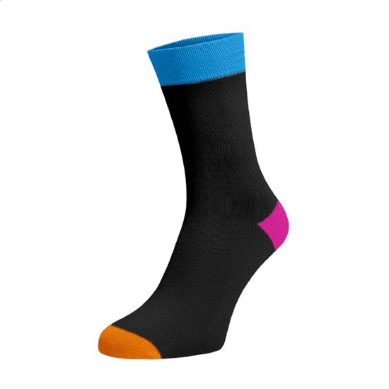 BENAMI ponožky Černá Bavlna 35-38