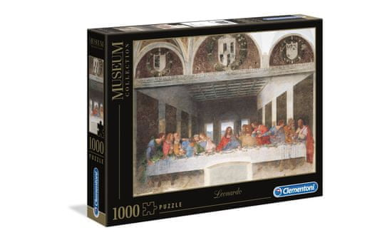 Clementoni slagalica Leonardo: The Last Supper, 1000 komada (31447)