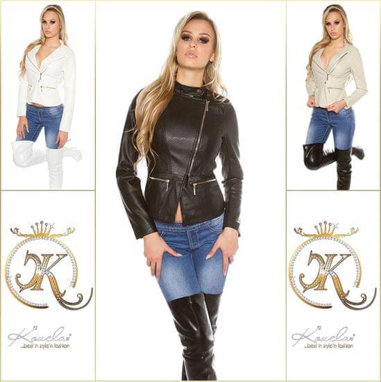Női dzsekik 72409, bézs, XL