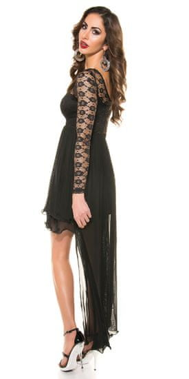 Női ruha 72936, fekete, XL
