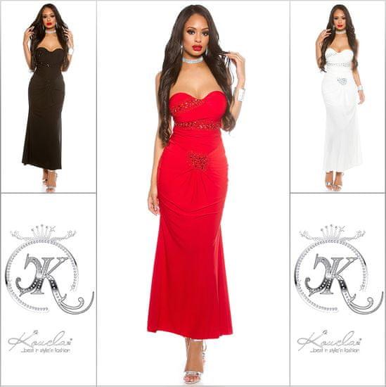 Női ruha 73050, fekete, XL