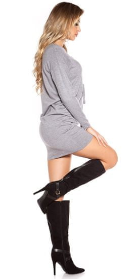 Női ruha 74475 + Nőin zokni Gatta Calzino Strech