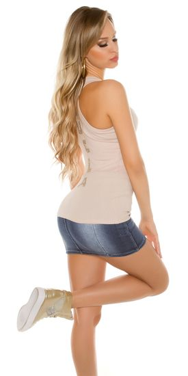 Női trikó 75836 + Nőin zokni Gatta Calzino Strech