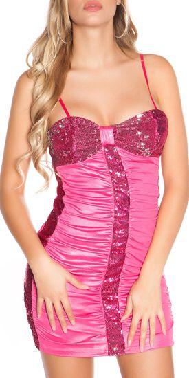 Dámske šaty 76394 + Nadkolienky Gatta Calzino Strech