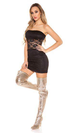 Női ruha 73867 + Nőin zokni Gatta Calzino Strech