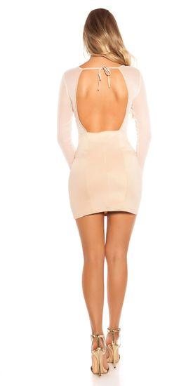 Női ruha 77018 + Nőin zokni Gatta Calzino Strech