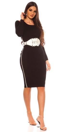 Dámske šaty 78682 + Nadkolienky Gatta Calzino Strech