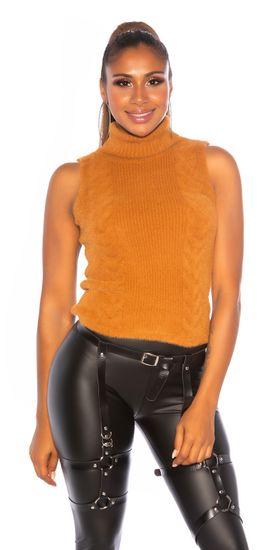 Dámsky sveter 79332 + Nadkolienky Gatta Calzino Strech