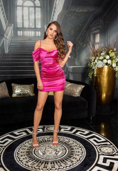 Dámske šaty 79727 + Nadkolienky Gatta Calzino Strech