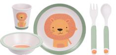 Koopman otroški jedilni komplet LEV, 5-delni