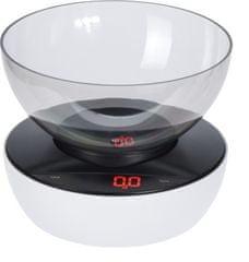 Koopman digitalna kuhinjska tehtnica, s posodo, do 5 kg