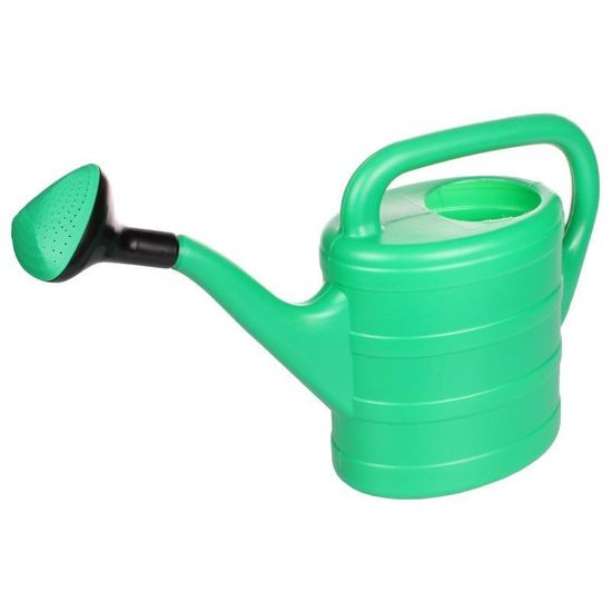 Plastkon Retro zalivalka, 10 l, zelena