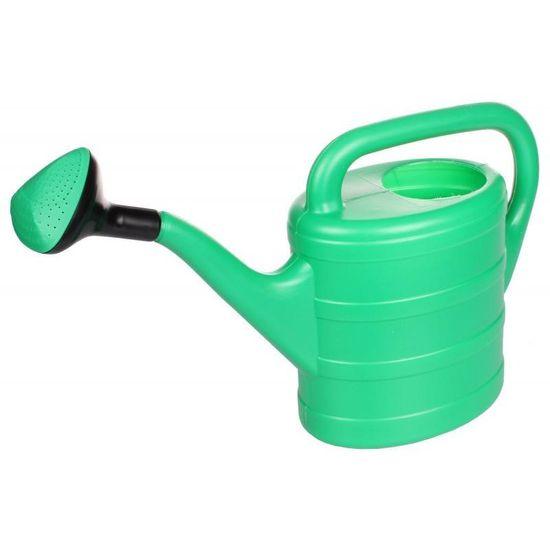Plastkon Retro zalivalka, 5 l, zelena