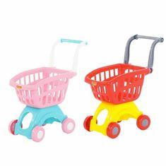 Kraftika Dětský nákupní vozik mini